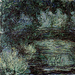 The Japanese Bridge 9, Claude Oscar Monet