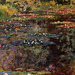 Water Lilies, 1904 05, Claude Oscar Monet