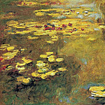 Claude Oscar Monet - Water-Lily Pond, 1917-19 02
