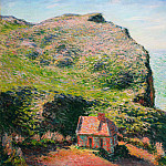 The Custom`s House, Claude Oscar Monet