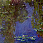 Water Lilies, 1903 03, Claude Oscar Monet