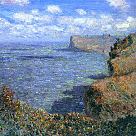View Taken from Greinval, Claude Oscar Monet