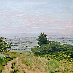 Claude Oscar Monet - View to the Plain of Argenteuil