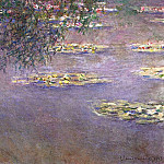 Water Lilies, 1903 02, Claude Oscar Monet