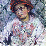 Blanche Hoschede, Клод Оскар Моне