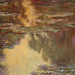 Water Lilies, 1907 03, Claude Oscar Monet