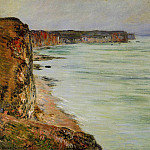 Calm Weather, Fecamp, Claude Oscar Monet