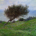 On the Coast at Trouville, Claude Oscar Monet