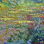 Claude Oscar Monet - Water Lilies, 1904 01