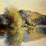 Claude Oscar Monet - Isleets at Port-Villez