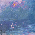 Waterloo Bridge 2, Claude Oscar Monet