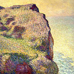 The Pointe du Petit Ailly, Claude Oscar Monet