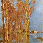 Claude Oscar Monet - The Flood