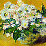 Christmas Roses, Claude Oscar Monet