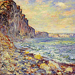 Claude Oscar Monet - Morning by the Sea