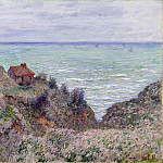 Customs House, Claude Oscar Monet