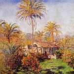Small Country Farm in Bordighera, Claude Oscar Monet