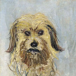 Head of the Dog, Claude Oscar Monet