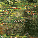 Claude Oscar Monet - Water Lilies, 1904 02