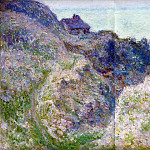 The Coastguard Cabin at Varengeville, Claude Oscar Monet