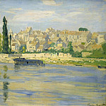 Carrieres – Saint-Denis, Claude Oscar Monet