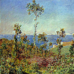 Claude Oscar Monet - The 'Fonds' at Varengeville