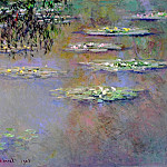 Claude Oscar Monet - Water Lilies, 1903 01