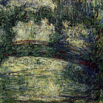 Claude Oscar Monet - The Japanese Bridge 10