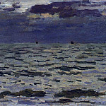 Seascape, Claude Oscar Monet