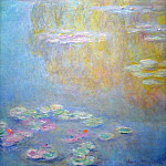 Water Lilies, 1908 03, Claude Oscar Monet