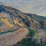 The Road to Giverny 2, Claude Oscar Monet