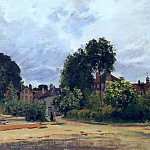 Argenteuil, the Hospice, Claude Oscar Monet