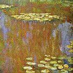 Water Lilies, 1905 03, Claude Oscar Monet
