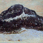 Claude Oscar Monet - Mount Kolsaas 2