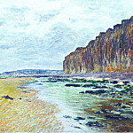 Low Tide at Varengeville 02, Claude Oscar Monet