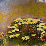 Water Lilies, 1914-17 02, Claude Oscar Monet