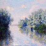 Клод Оскар Моне - The Seine near Giverny