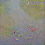 Claude Oscar Monet - Water Lilies, 1908 05