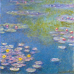 Claude Oscar Monet - Water Lilies, 1908 01