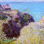 The Gorge at Varengeville, Late Afternoon, Claude Oscar Monet