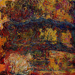 Claude Oscar Monet - The Japanese Bridge 5
