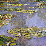 Claude Oscar Monet - Water Lilies, 1905 01
