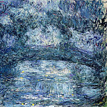 The Japanese Bridge 3, Claude Oscar Monet