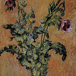 Claude Oscar Monet - Vase of Poppies