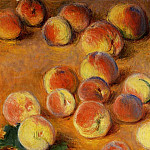 Peaches, Claude Oscar Monet