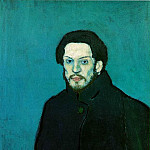 1901 Autoportrait3, Pablo Picasso (1881-1973) Period of creation: 1889-1907