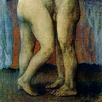 1903 LВtreinte, Pablo Picasso (1881-1973) Period of creation: 1889-1907