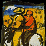 Pablo Picasso (1881-1973) Period of creation: 1889-1907 - 1900 Picador et Monosario