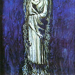 Pablo Picasso (1881-1973) Period of creation: 1889-1907 - 1904 Vierge Е la guirlande