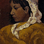 Pablo Picasso (1881-1973) Period of creation: 1889-1907 - 1894 Lola Picasso, sЬur de lartiste